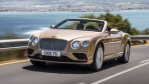 Bentley Continental GTC rims and wheels photo