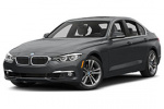 BMW 330e rims and wheels photo
