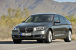 BMW 535 Gran Turismo rims and wheels photo