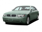 BMW  745 rims and wheels photo