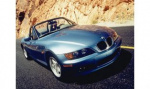 BMW  Z3 bolt pattern