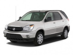 Buick  Rendezvous bolt pattern