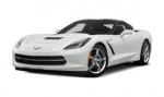 Chevrolet Corvette Stingray rims and wheels photo