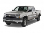 Chevrolet  Silverado 2500HD Classic rims and wheels photo