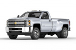 Chevrolet Silverado 3500HD rims and wheels photo