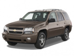 Chevrolet  TrailBlazer rims and wheels photo