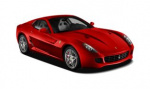 Ferrari  599 GTB Fiorano rims and wheels photo
