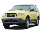 Ford  Explorer Sport rims and wheels photo