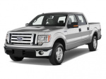 Ford  F-150 SuperCrew rims and wheels photo