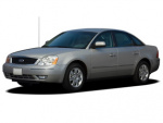 Ford  Five Hundred rims and wheels photo