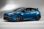 Ford Focus RS rims and wheels photo