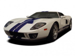 Ford  GT bolt pattern