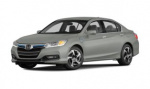 Honda Accord Plug-In Hybrid tire size