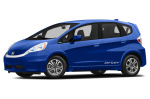 Honda Fit EV tire size