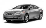 Hyundai Azera rims and wheels photo