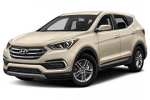 Hyundai Santa Fe Sport rims and wheels photo