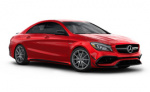 Mercedes-Benz AMG CLA rims and wheels photo