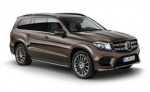 Mercedes-Benz AMG GLS rims and wheels photo