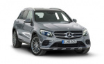 Mercedes-Benz GLC-Class rims and wheels photo