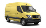 Mercedes-Benz Sprinter 2500 rims and wheels photo