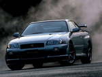 Nissan R31-R34 Skyline GT-R rims and wheels photo