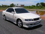 Toyota Chaser rims and wheels photo