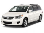 Volkswagen  Routan rims and wheels photo
